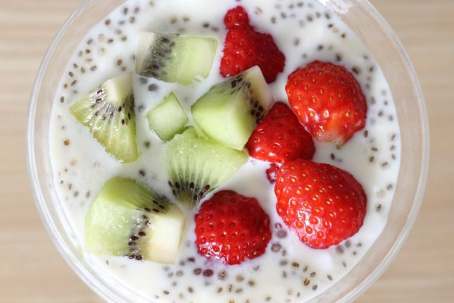 Pudding Chia - deser