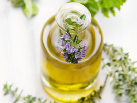 leczniczy olej konopny